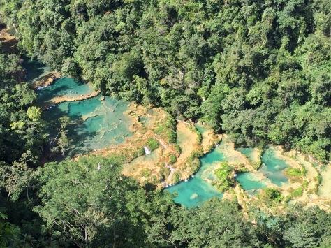 Semuc Champey, Cabiria Magni, Guatemala