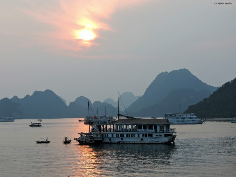 Ha Long Bay. Cabiria Magni, Vietnam