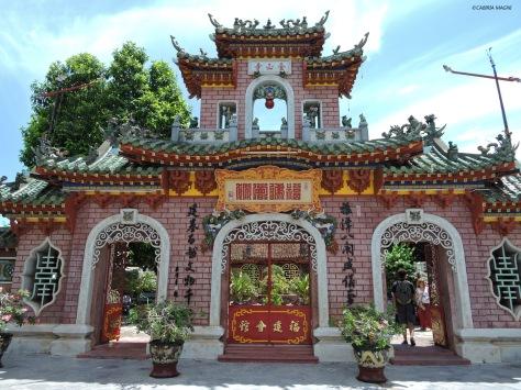 Assembly Hall. Cabiria Magni, Vietnam