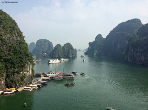 Ha Long Bay. Cabiria Magni, Vietnam