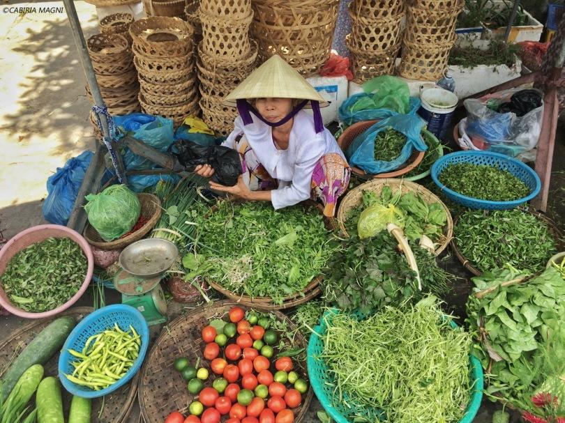 Il mercato di Hoi An. Cabiria Magni, Vietnam