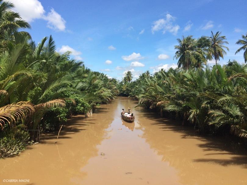 Delta del Mekong. Cabiria Magni, Vietnam