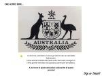 Australia: lo stemma