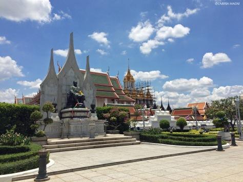 Loha Prasat, Bangkok, Cabiria Magni