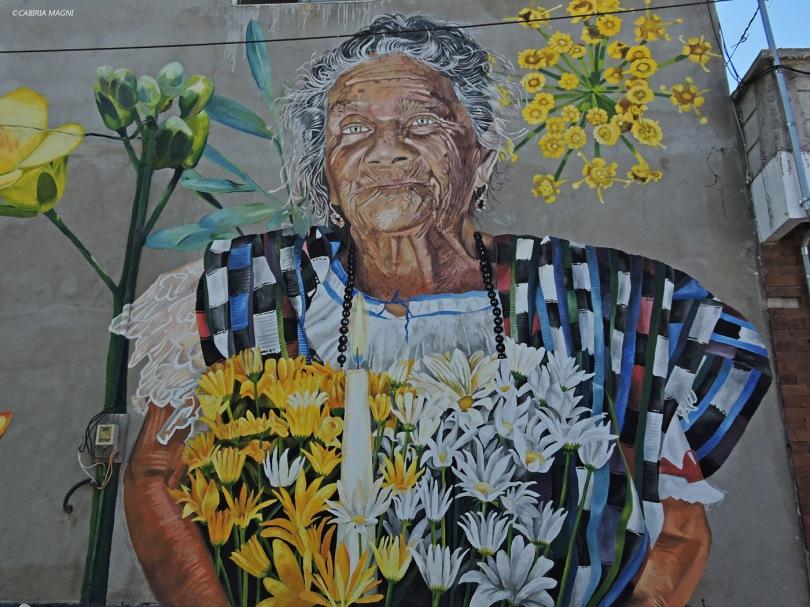San Pedro la Laguna, murales. Guatemala