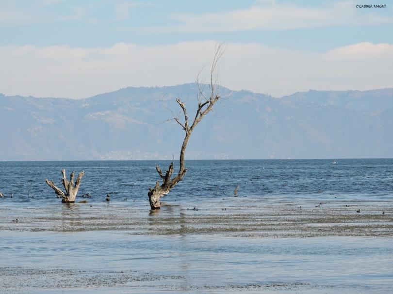 Lago Atitlan, San Pedro la Laguna, Guatemala.