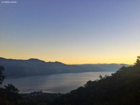 Salire sul vulcano San Pedro, Guatemala