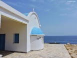 Nei pressi di Capo Greco. Cabiria Magni, Cipro