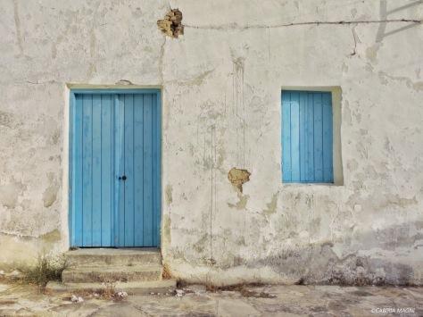 Scorci di Larnaka, il quartiere delle ceramiche. Cabiria Magni, Cipro