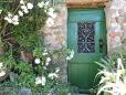Tra Volastra e Corniglia, porticine. Cabiria Magni, Cinque Terre