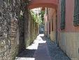Levanto, centro storico. Cabiria Magni, Liguria