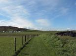 La zona di Carrick-a-Rede, Irlanda, Cabiria Magni