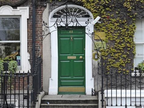 Dublino, porticine, Cabiria Magni