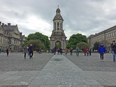 Dublino, Trinity College, Cabiria Magni