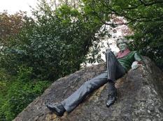 Oscar Wilde, Dublino, Cabiria Magni