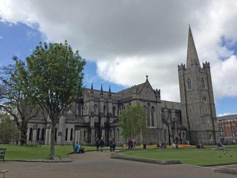 Saint Patrick Cathedral, Dublino, Cabiria Magni
