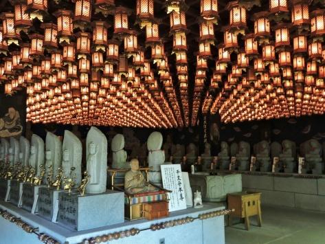 Henjyokutsu Cave, Daisho-in temple Miyajima, Cabiria Magni