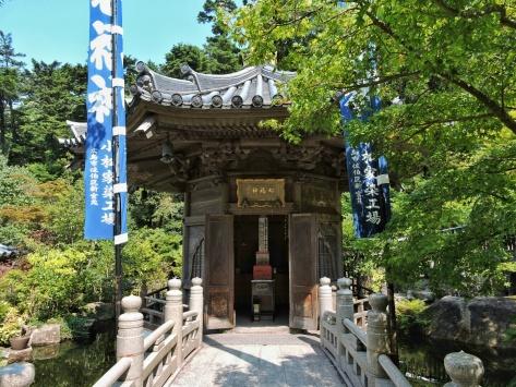 Hakkaku Manpuku Hall, Daisho.-in temple Miyajima, Cabiria Magni
