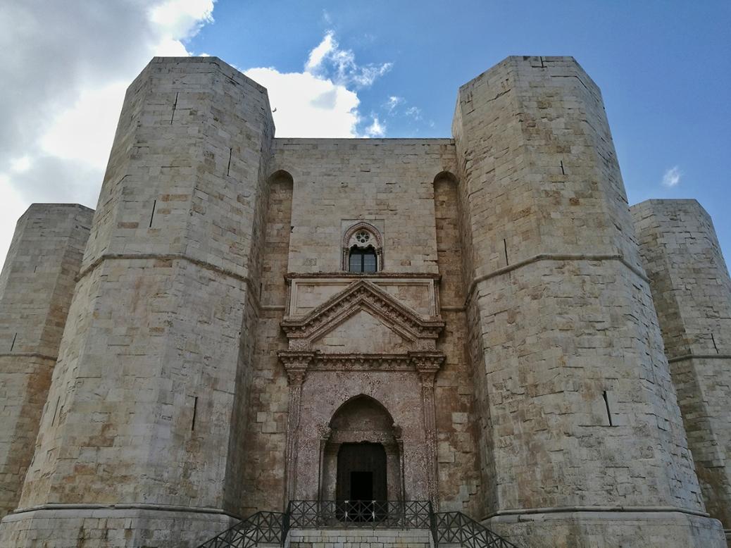Puglia, Castel del Monte, Cabiria Magni