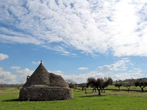Puglia: da qualche parte in Valle d'Itria. Cabiria Magni