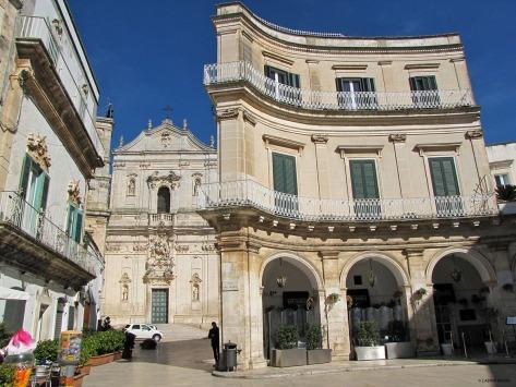 Martina Franca, Cabiria Magni, Puglia