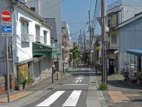 Kitano, Kobe, Giappone, Cabiria Magni