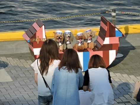 Kobe, Marina, Giappone, Cabiria Magni