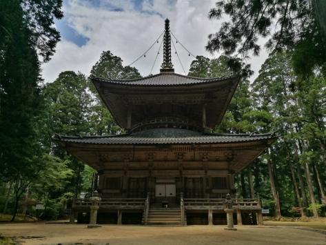 Tempio al Monte Koya