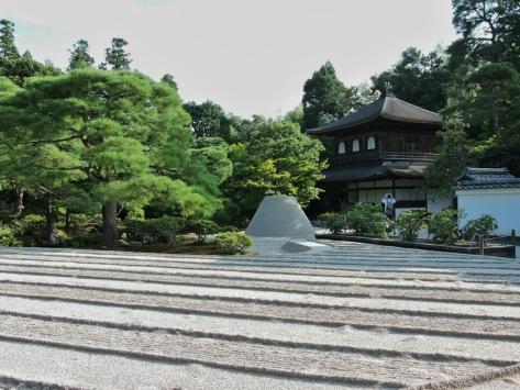 Ginkaku-ji, Kyoto, Cabiria Magni