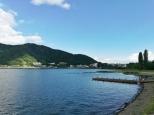 Kawaguchi-co, lago, Giappone, Cabiria Magni