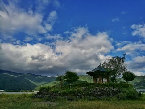 Kawaguchi-co, Giappone, Cabiria Magni