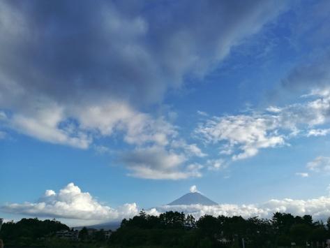 Kawaguchi-co, monte Fuji, Giappone, Cabiria Magni