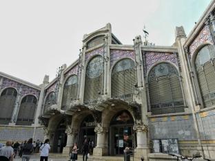 Mercado Central, Valencia, Cabiria Magni