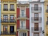 Edificio nei pressi del Mercado Central, Valencia, Cabiria Magni