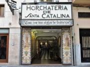 Horchateria Santa Catalina, Cabiria Magni, Valencia