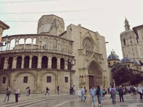 Plaza de la Virgen, Valencia, Cabiria Magni