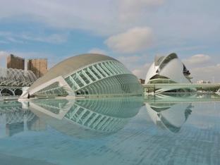Città della Scienza, Valencia, Cabiria Magni