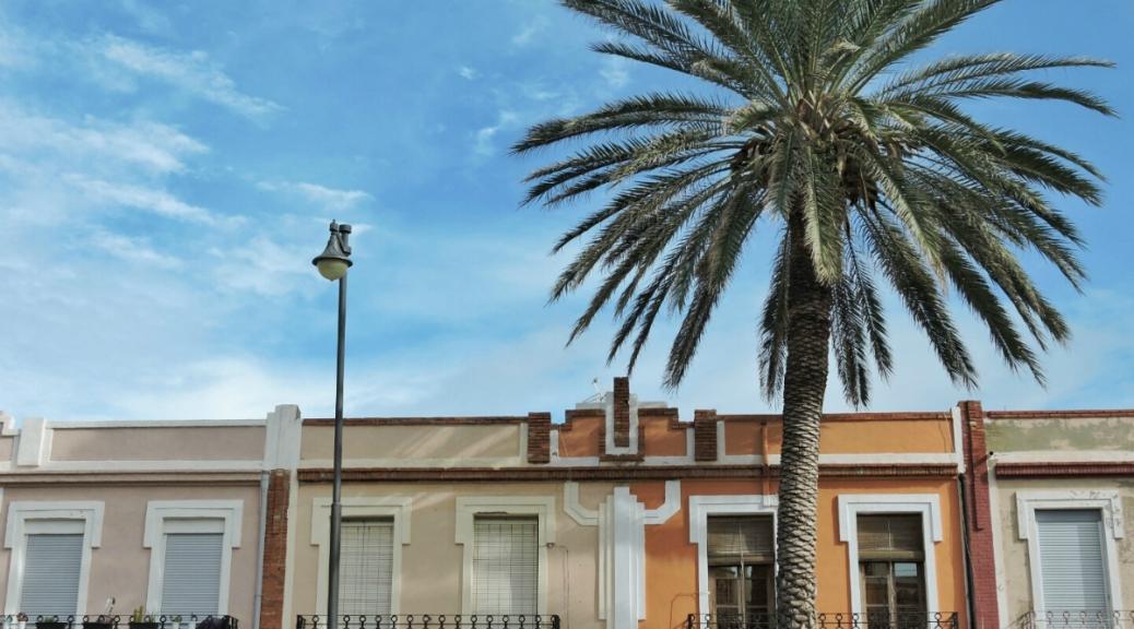 Las Arenas, Valencia, Cabiria Magni