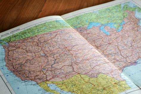 USA map by @mrrrk_smith