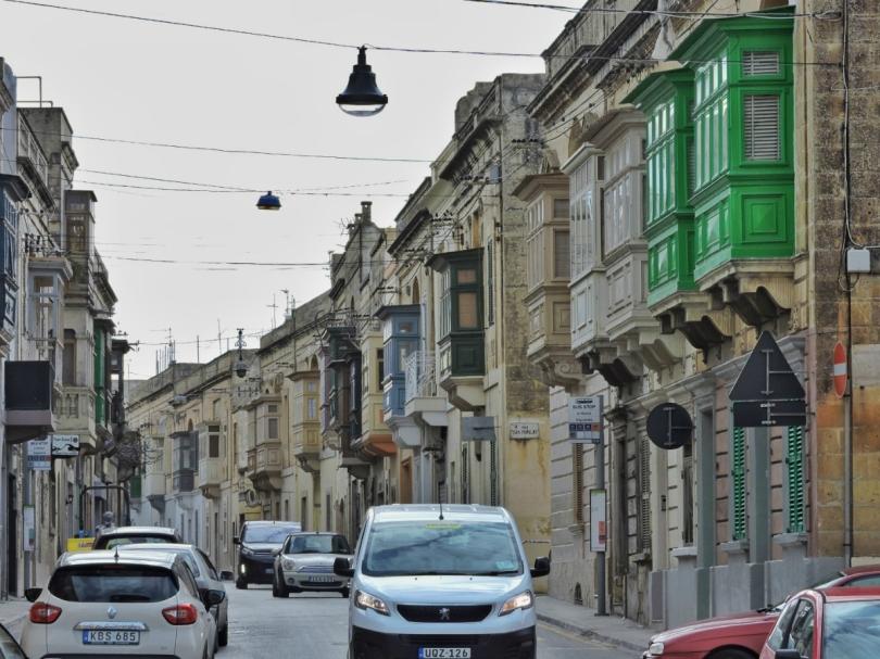 Tra Mdina e Rabat, Malta, Cabiria Magni