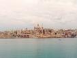 Tramonto su La Valletta da Sliema. Malta, Cabiria Magni