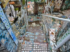 Philadelphia's Magic Gardens Cabiria Magni