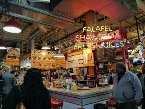 Reading Terminal Market, Philadelphia. Cabiria Magni