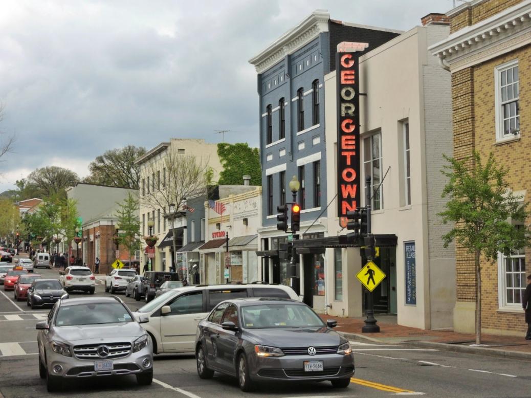 Georgetown, Washington, USA, Cabiria Magni