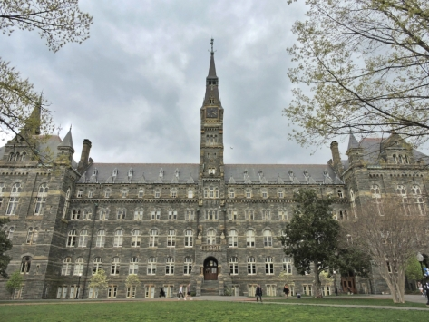 Georgetown University, Washington, USA