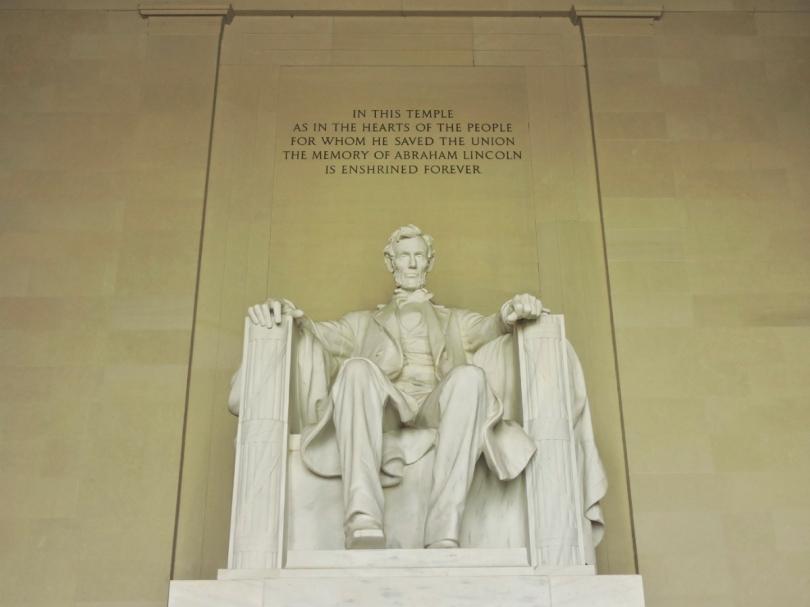 Washington, statua di Lincoln