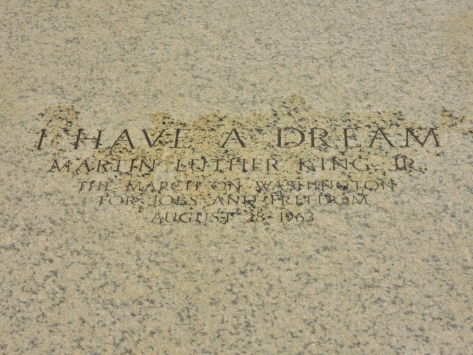 """I have a dream"", MLK, Cabiria Magni, Washington"