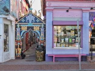 Per le strade di Provincetown