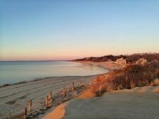 Il tramonto a Brewster