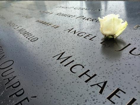 Memoriale 11 Settembre New York. Cabiria Magni